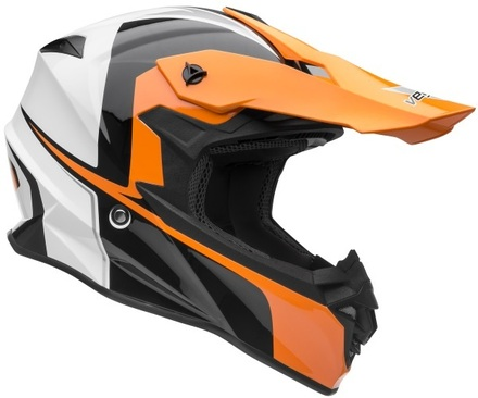 VF1 Off Road Stinger Hi-Vis Orange XS picture