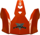 VF1 Off Road Hi-Vis Orange Stinger Visor