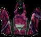 VF1 Off Road Pink Skull Camo Visor