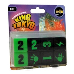 King of Tokyo Dice Set picture