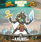 King of Tokyo Monster Pack #3 Anubis