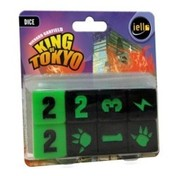 King of Tokyo Dice Set