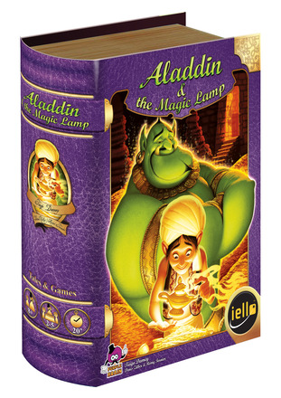 Aladdin and the Magic Lamp picture