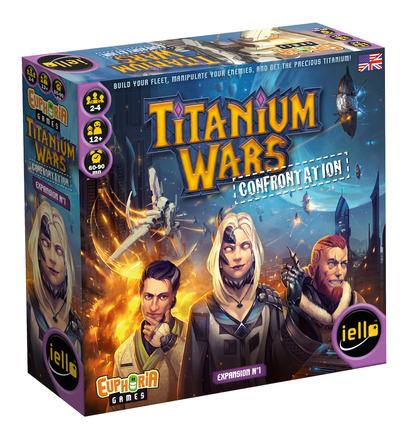 Titanium Wars: Confrontation picture