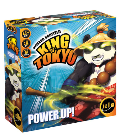 King of Tokyo: Power Up! (2017 version) picture