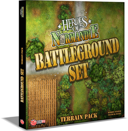 HoN - Battleground Set Terrain Pack picture