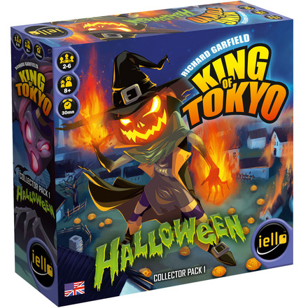 King of Tokyo: Halloween (original edition) picture