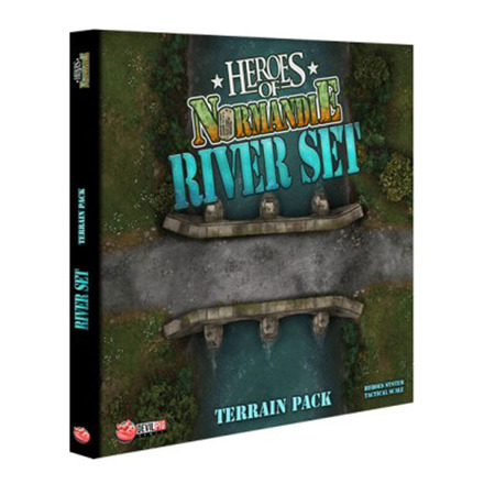 HoN - River Set Terrain Pack
