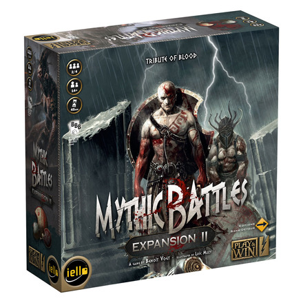 Mythic Battles: Tribute of Blood picture