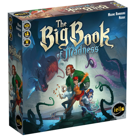 The Big Book of Madness picture