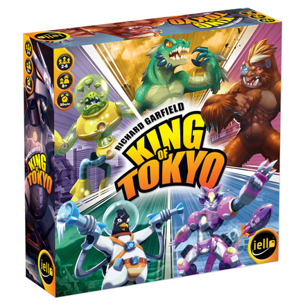King of Tokyo: 2016 Version picture