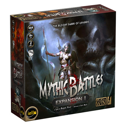 Mythic Battles: The Bloody Dawn of Legends
