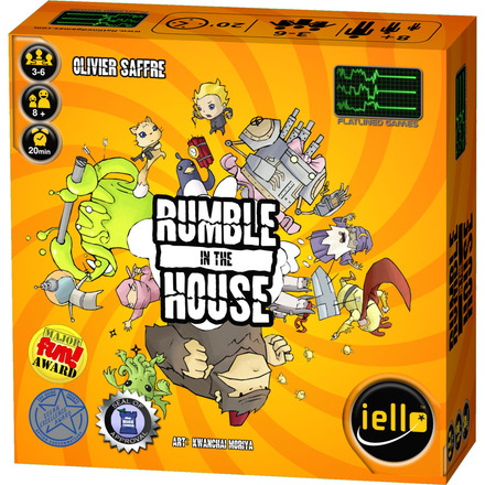 Rumble In The House picture