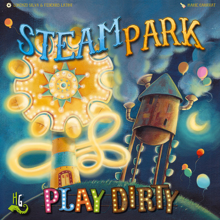 Steam Park: Play Dirty picture