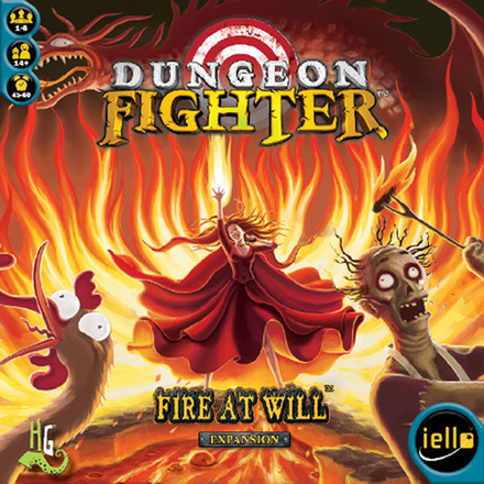 Dungeon Fighter: Fire at Will picture
