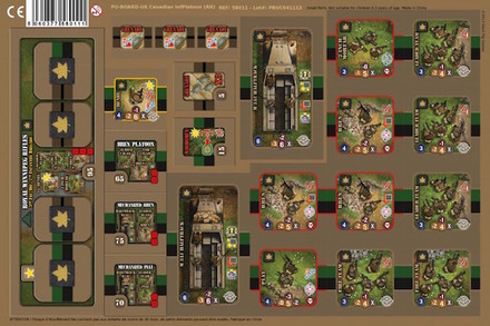 HoN - UK Canadian Infantry platoon picture