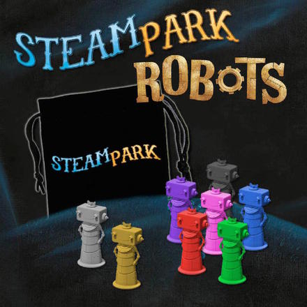Steam Park: Robots picture