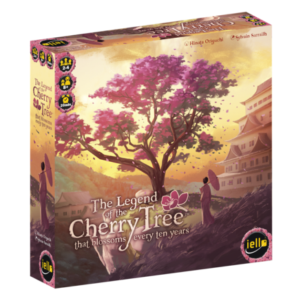 The Legend of the Cherry Tree that Blossoms Every Ten Years picture