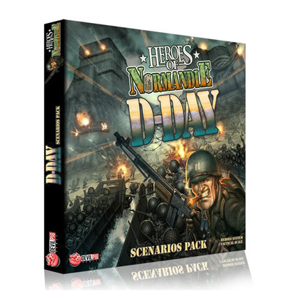 HoN - D-Day Scenario Pack picture
