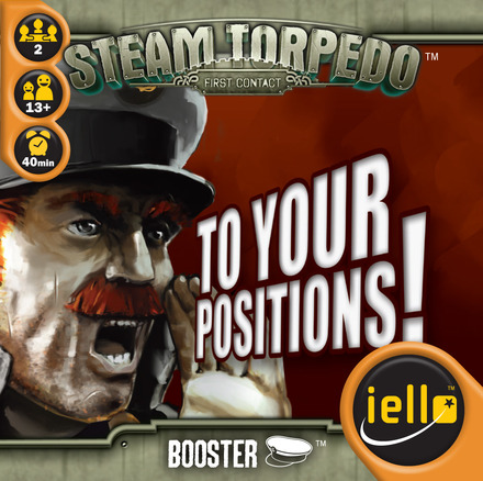 Steam Torpedo: To Your Positions picture