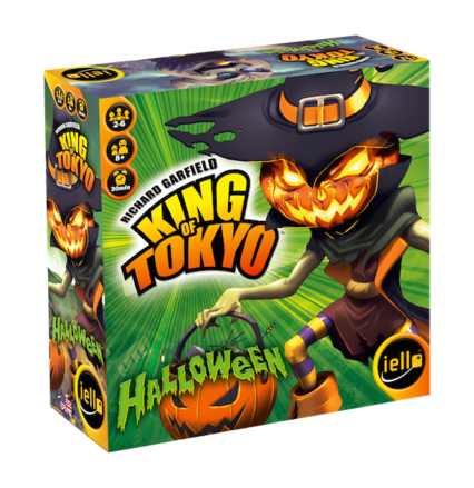 King of Tokyo: Halloween (2017 version) picture