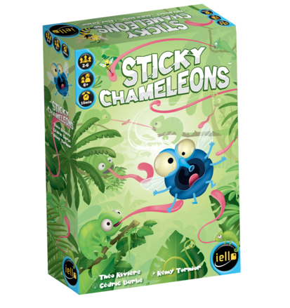 Sticky Chameleons picture