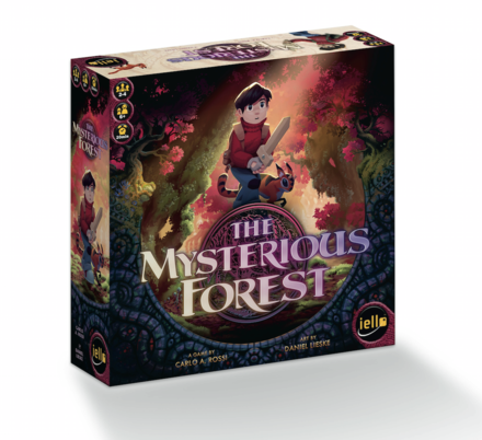 The Mysterious Forest picture