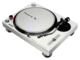 PLX-500-W (REFURBISHED) DIRECT DRIVE TURNTABLE (WHITE)