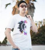 Artmix Jog Wheel t-shirt (LARGE)