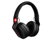 HDJ-700-R DJ HEADPHONES (RED)