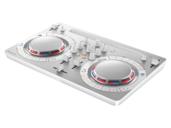 DDJ-WeGO4-W COMPACT DJ CONTROLLER (WHITE)