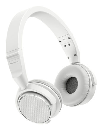 HDJ-S7 Professional on-ear DJ headphones (WHITE) picture