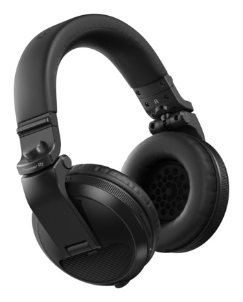 HDJ-X5BT-K (BLACK) Over-ear DJ headphones with Bluetooth® wireless technology picture