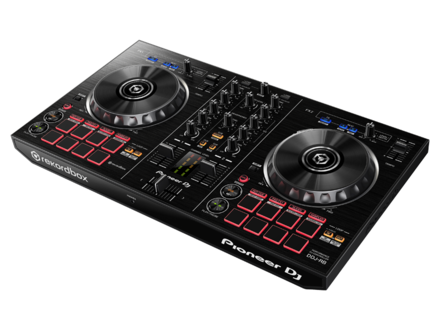 DDJ-RB 2-CHANNEL CONTROLLER FOR REKORDBOX DJ picture