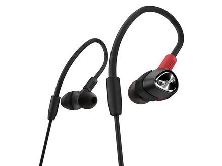 DJE-2000-K PROFESSIONAL DJ IN-EAR HEADPHONES (BLACK) picture