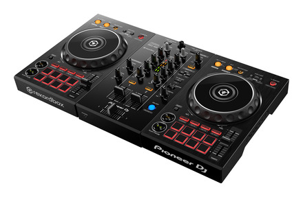 DDJ-400 2-CHANNEL CONTROLLER FOR REKORDBOX DJ