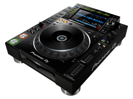 CDJ-2000NXS2 PROFESSIONAL MULTI PLAYER picture