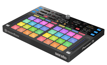 DDJ-XP2 ADD-ON CONTROLLER FOR REKORDBOX DJ & SERATO DJ PRO - 32 PADS picture
