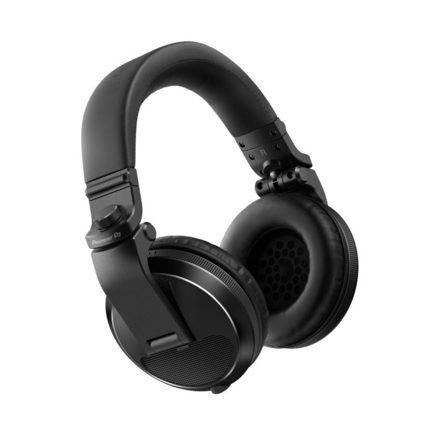 HDJ-X5-K DJ HEADPHONES (BLACK)
