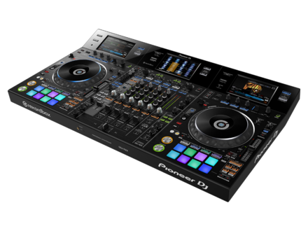 DDJ-RZX PROFESSIONAL 4-CHANNEL CONTROLLER FOR REKORDBOX DJ & REKORDBOX VIDEO picture