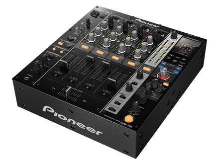 DJM-750-K PERFORMANCE DJ MIXER (BLACK) picture
