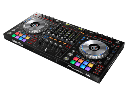 DDJ-SZ2 FLAGSHIP 4-CHANNEL CONTROLLER FOR SERATO DJ picture