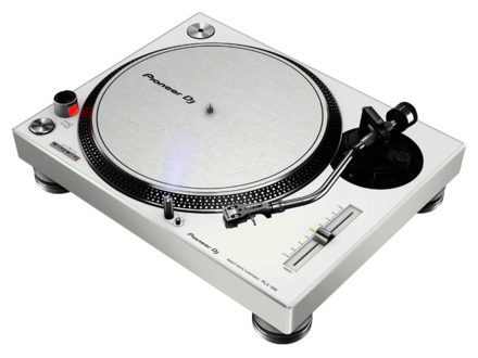 PLX-500-W (REFURBISHED) DIRECT DRIVE TURNTABLE (WHITE) picture