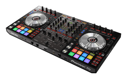 DDJ-SX3 4-channel DJ controller for Serato DJ Pro picture