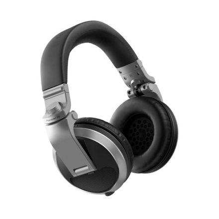 HDJ-X5-S DJ HEADPHONES (SILVER) picture