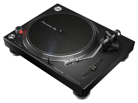 Refurbished PLX-500-K DIRECT DRIVE TURNTABLE (BLACK) picture