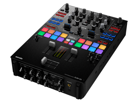 DJM-S9 PROFESSIONAL 2-CHANNEL DJ MIXER FOR SERATO DJ picture