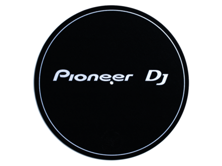 PIONEER DJ TURNTABLE SLIPMAT (BLACK) picture