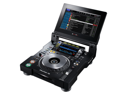 CDJ-TOUR1 TOUR SYSTEM MULTI-PLAYER WITH FOLD-OUT TOUCH SCREEN
