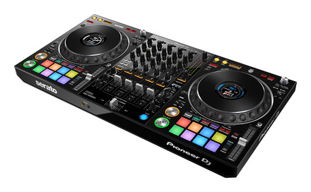DDJ-1000SRT 4-channel performance DJ controller for Serato DJ Pro picture